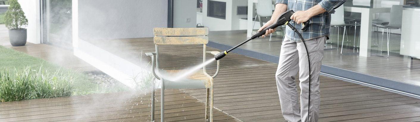 La brève histoire du nettoyeur à pression électrique