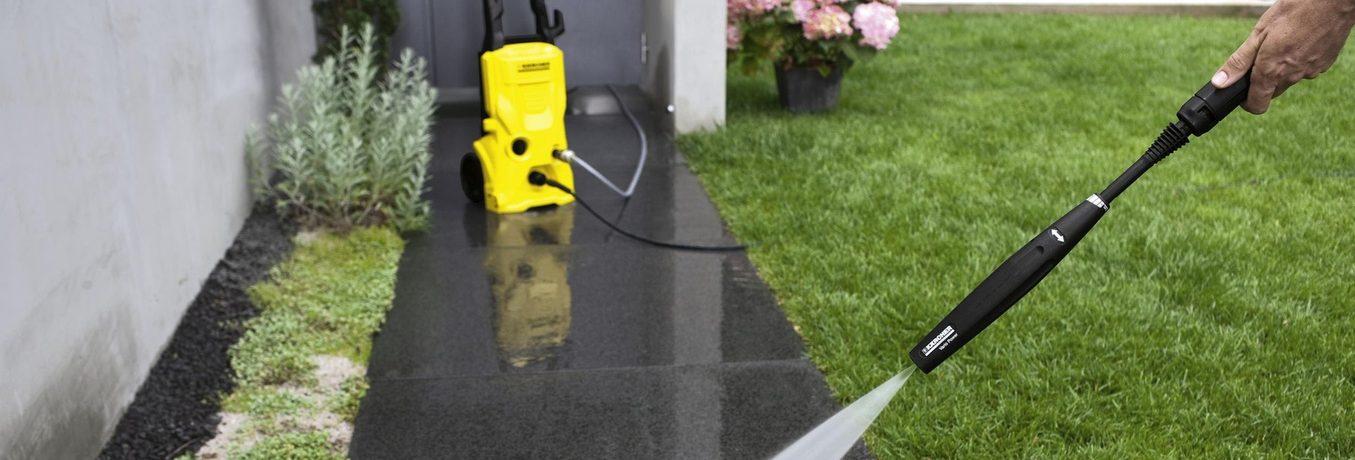 Nettoyeur à pression électrique haute pression et sécurité