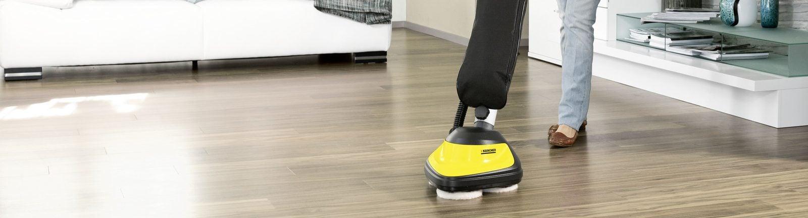 Meilleure polisseuse de sol