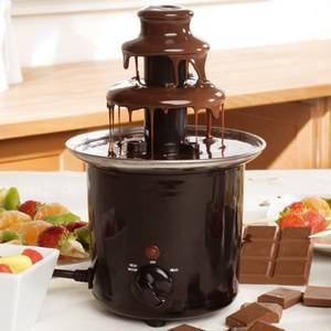 meilleure fontaine de chocolat