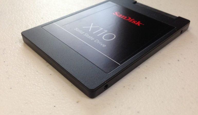 meilleur SSD interne