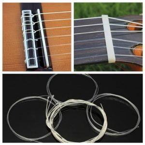 meilleure corde de guitare acoustique