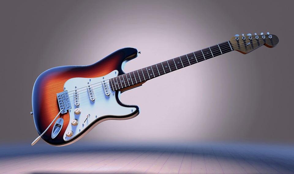 meilleure guitare électrique