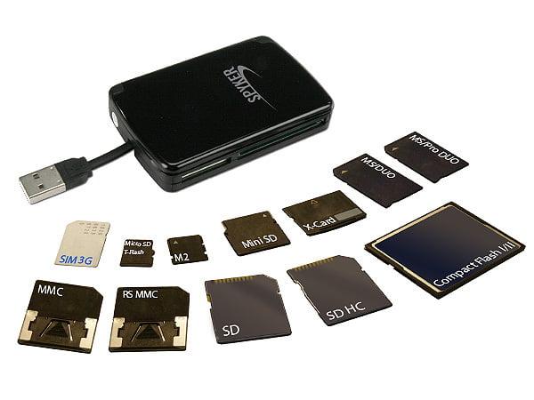 meilleur lecteur de carte USB