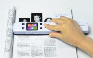 meilleur scanner portable