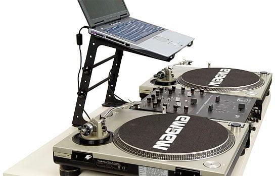 meilleur support d'ordinateur portable DJ