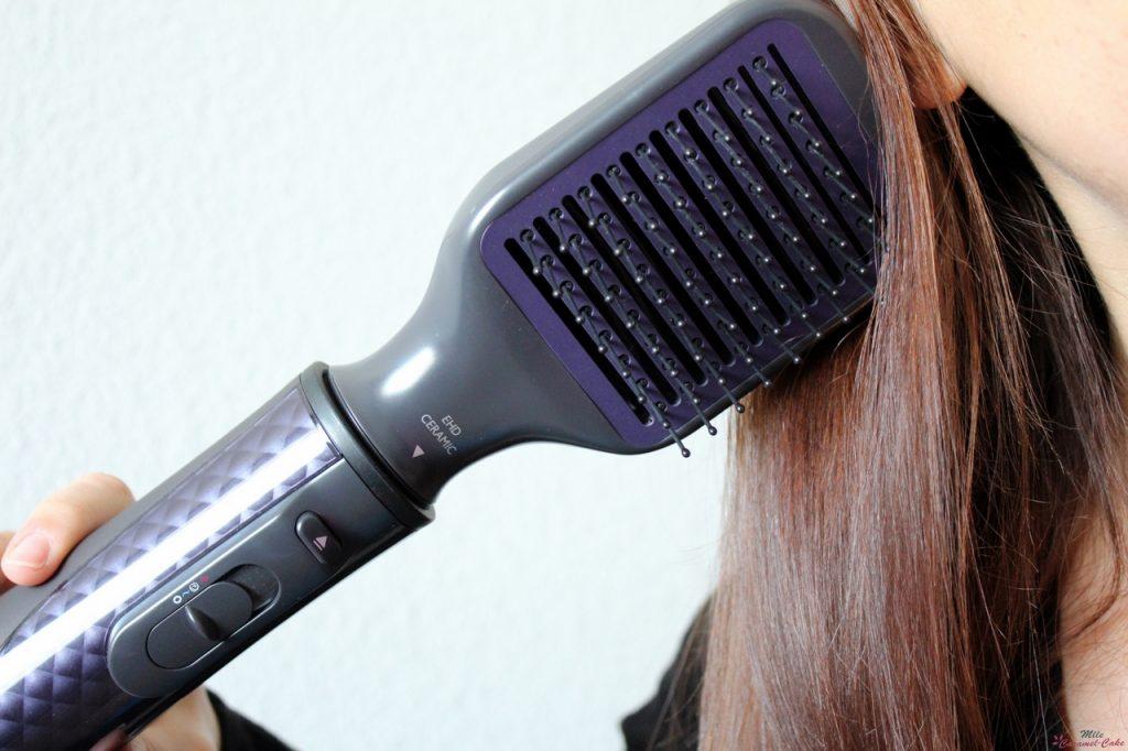 meilleur brosse lissante pour cheveux