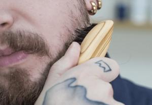 meilleure brosse à barbe