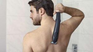 meilleur rasoir à dos