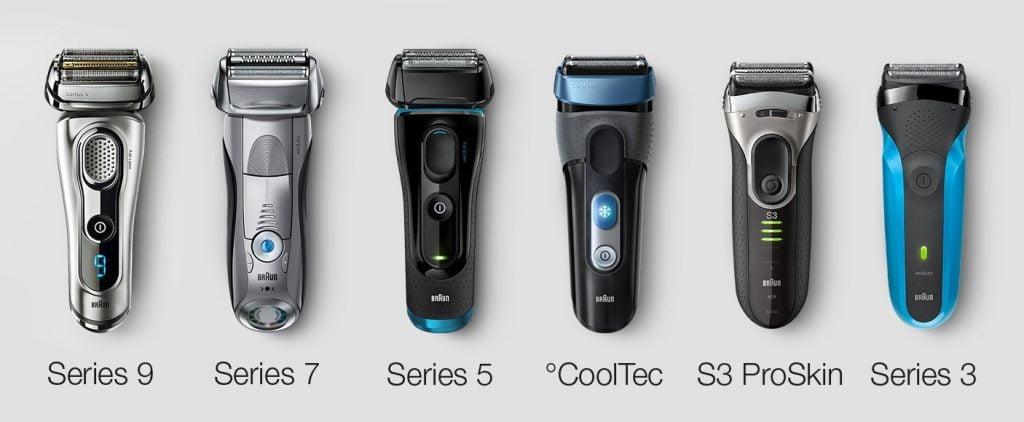 meilleur rasoir électrique