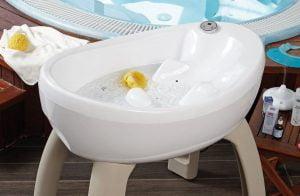 meilleure baignoire pour bébé