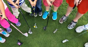 meilleur club de golf junior