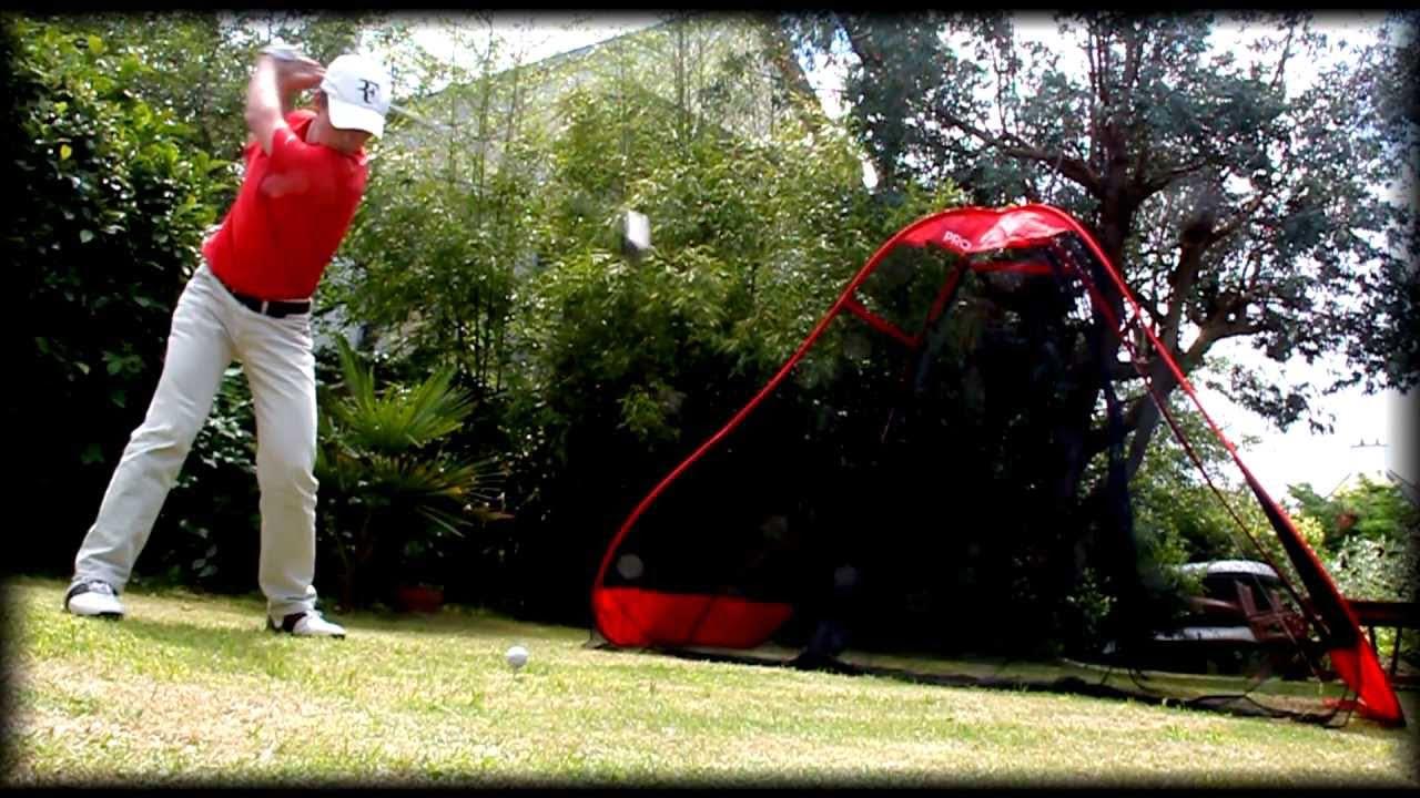 meilleur filet d'entraînement de golf