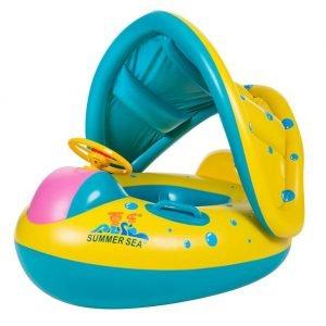 meilleur flotteur pour bébé