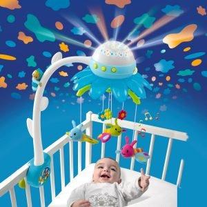 meilleur mobile pour bébé