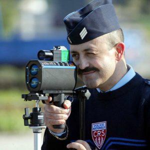pistolet radar -