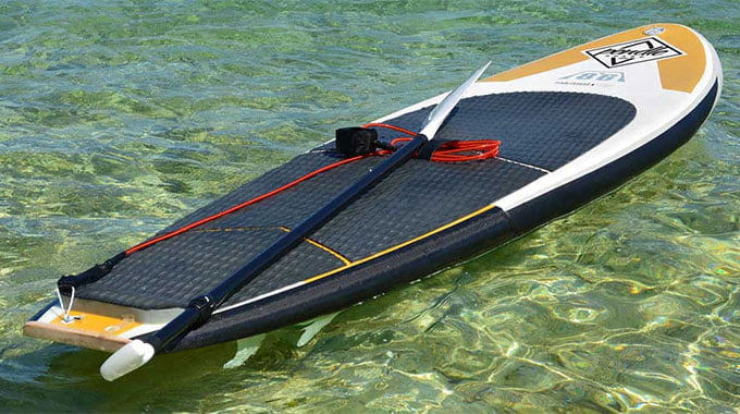 meilleur stand aup paddle gonflable