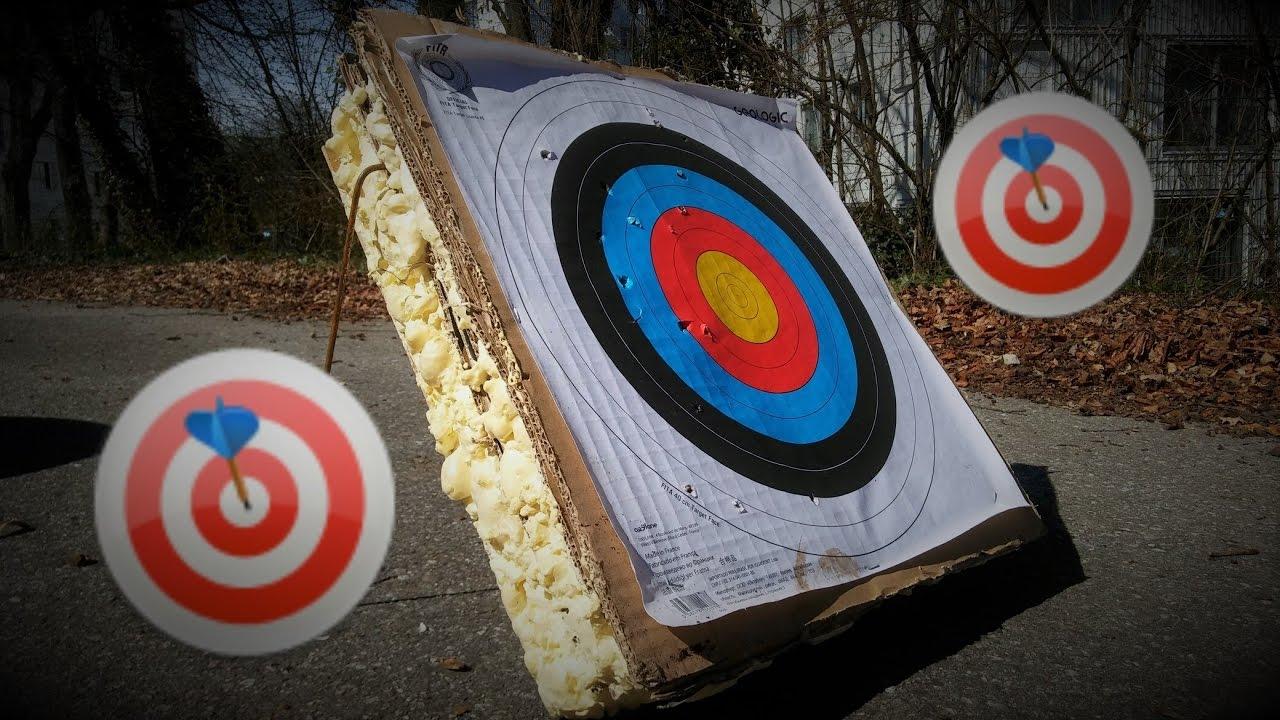 meilleure cible du tir à l'arc