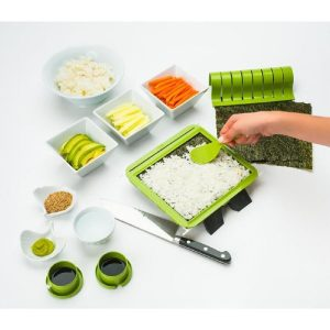 meilleur kit de fabrication de sushi