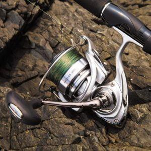 meilleur moulinet de pêche en eau salée