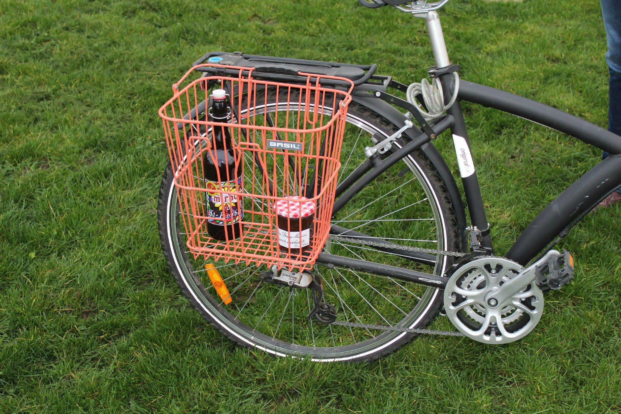 meilleur panier de vélo