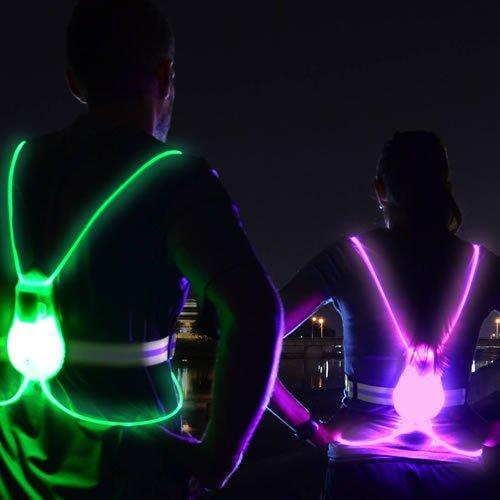 meilleur gilet LED
