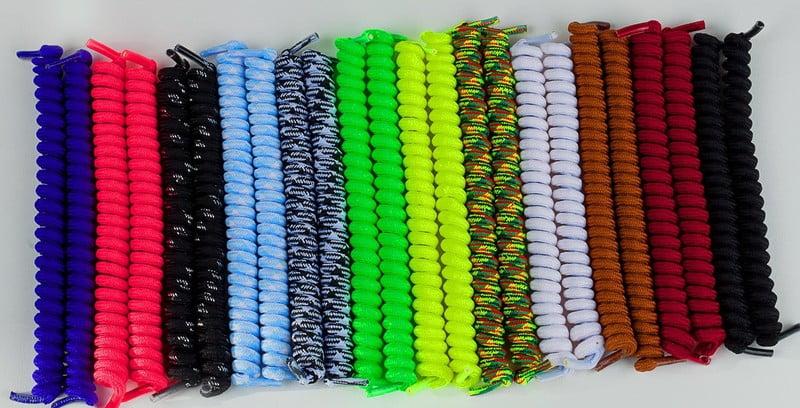 Meilleurs lacets élastiques