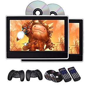 meilleur lecteur DVD d'appuie-tête