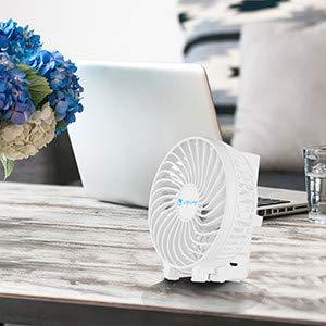 meilleur ventilateur à batterie