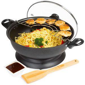 meilleur wok électrique