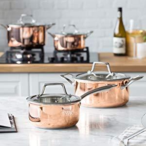 meilleure casserole en cuivre