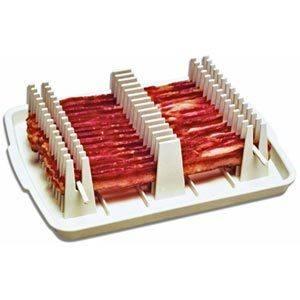 meilleur cuiseur de bacon pour micro-ondes