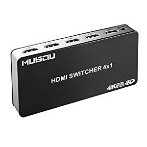 meilleur commutateur HDMI
