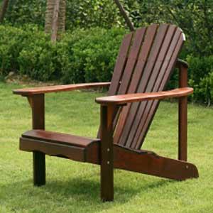 meilleure chaise adirondack