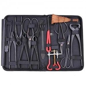 meilleur kit d'outils pour bonsaï
